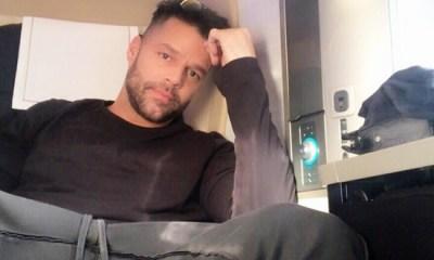 Ricky Martin admitiu que pode voltar a namorar mulheres