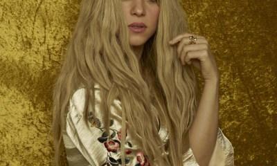 Trap é o novo single da Shakira