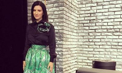 Terapeuta Laura Pausini, sim senhores!