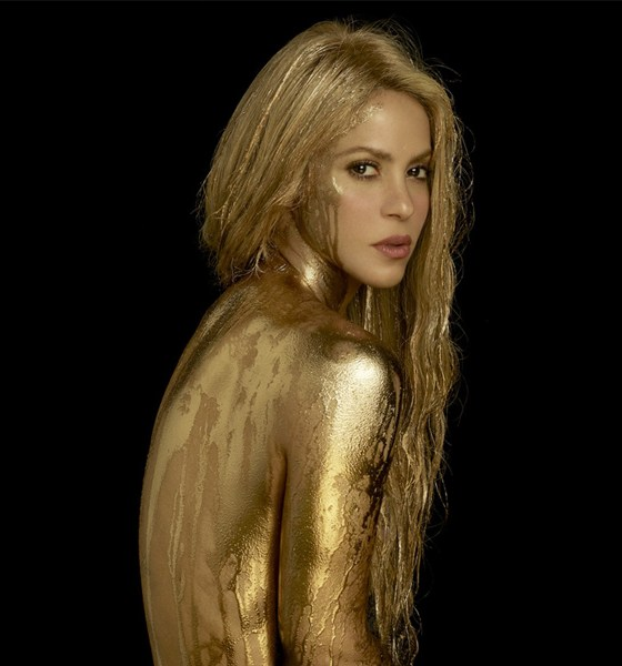 Shakira vem ao Brasil em outubro