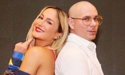 Clipe de Claudia Leitte e Pitbull chega em pleno Carnaval