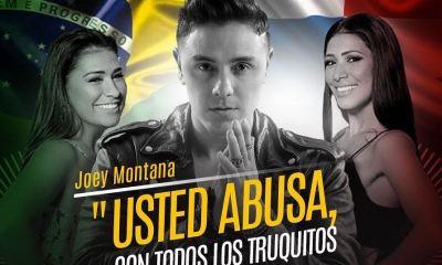 Abusas é o título do single de Joey Montana com Simone e Simaria