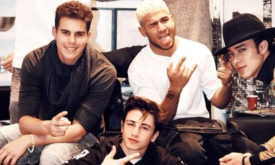 Teen idol italiano Riki vai lançar música com a CNCO