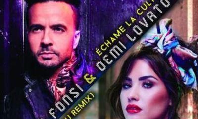 Luis Fonsi e Demi Lovato agora têm versão em inglês de Échame La Culpa