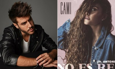 No Es Real é a colaboração da chilena Camila Gallardo e do espanhol Antonio José