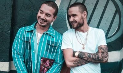 Liam Payne vai se jogar no reggaeton com J Balvin