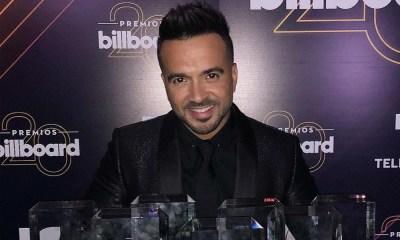 Luis Fonsi é o grande vencedor dos Prêmios Billboard de Música Latina 2018