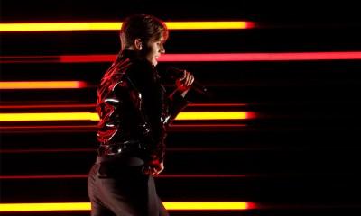 O sueco Benjamin Ingrsso é um dos favoritos a vencer o Eurovision 2018