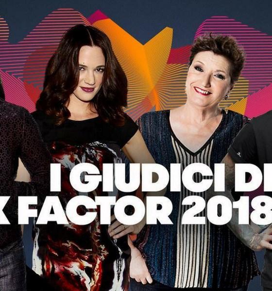 Manuel Agnelli, Asia Argento, Mara Maionchi e Fedez serão os jurados na 12ª edição do X Factor Itália
