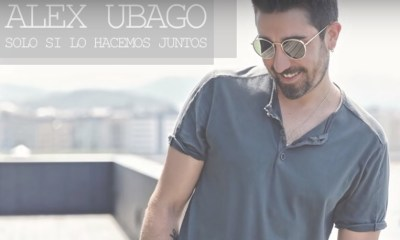 Alex Ubago lançou single solidário