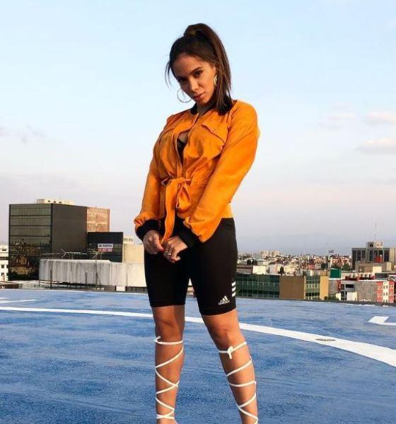Nem só de reggaetón quer viver a Anitta na música latina