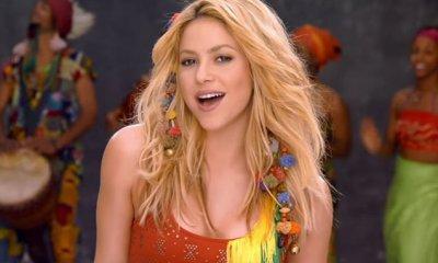 Público quer Shakira na Copa do Mundo
