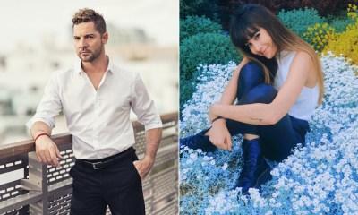 Aitana vai cantar com David Bisbal em Barcelona