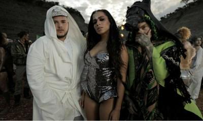 Remix de Machika, da Anitta e do J Balvin, tem Mc Fiotti (Bum Bum Tam Tam) e o rapper italiano Sfera Ebbasta
