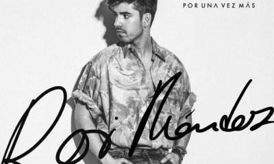 Por Una Vez Más é o primeiro single de Roi Méndez, do OT 2017