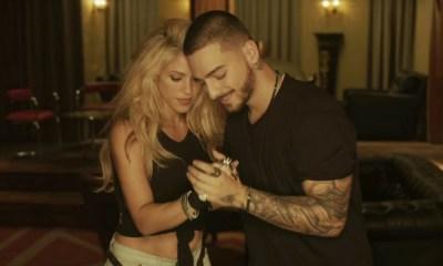 Nem a Britney Spears resistiu à parceria de Shakira e Maluma