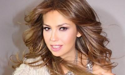 Thalia antecipa Valiente, seu novo álbum