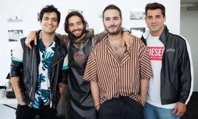 Novo single do Reik é Amigos Con Derechos feat. Maluma