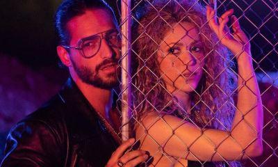 Clandestino é quarta parceria de Shakira e Maluma