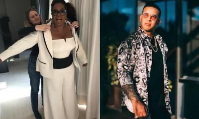 Oprah Winfrey apareceu dançando o hit Dura, do Daddy Yankee