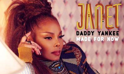 Janet Jackson e Daddy Yankee vão lançar Made For Now