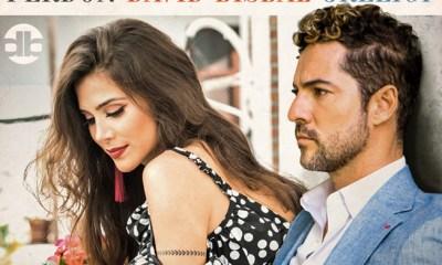 Perdón é o novo single de David Bisbal, gravado com a colombiana Greeicy Rendom