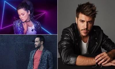 Luciano Pereyra, Maite Perroni e Diogo Piçarra cantam com Antonio José em seu novo disco