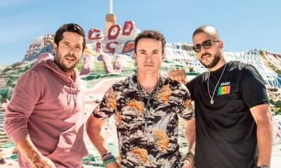 O colombiano Fonseca se aventura no reggaeton com Cali y el Dandee