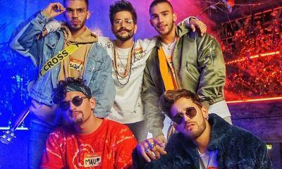 Mau y Ricky lançam o single Desconocidos