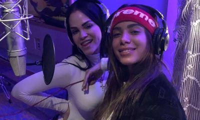 Puro girlpower: Anitta e Natti Natasha juntas!
