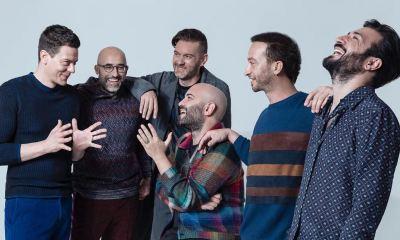 Amore Che Torni é o último disco do Negramaro