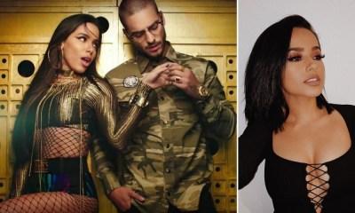 Anitta e Becky G estão no remix de Mala Mia, do Maluma