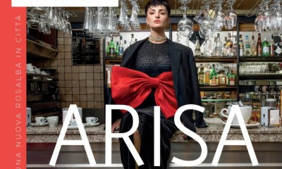 O novo disco da Arisa, Una Nuova Rosalba in Città, será lançado durante o Festival de Sanremo