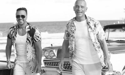 Eros Ramazzotti vai lançar dueto com Luis Fonsi como single