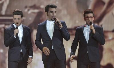 Il Volo garante participação no Eurovision 2019 em caso de vitória em Sanremo