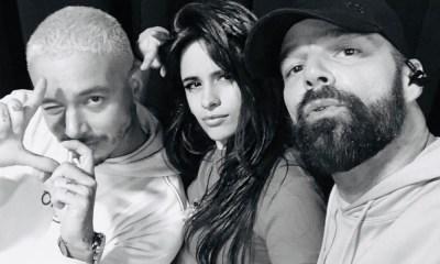 J Balvin e Ricky Martin cantaram com Camila Cabello no Grammy