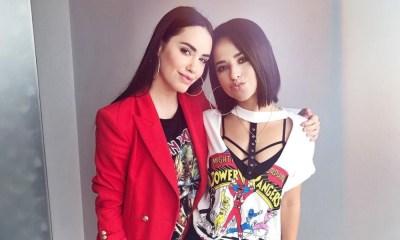 Lali e Becky G vão lançar música juntas