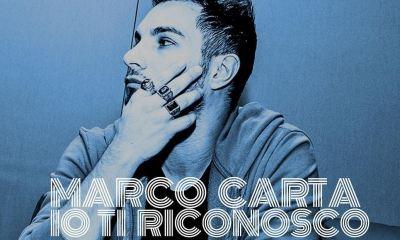 Marco Carta celebra 10 anos da vitória em Sanremo