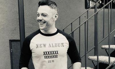 Novo álbum de Tiziano Ferro será lançado em novembro