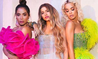 R.I.P. é a parceria de Sofia Reyes com Anitta e Rita Ora