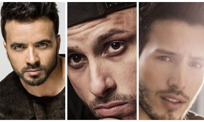 Luis Fonsi, Nicky Jam e Sebastián Yatra juntos!