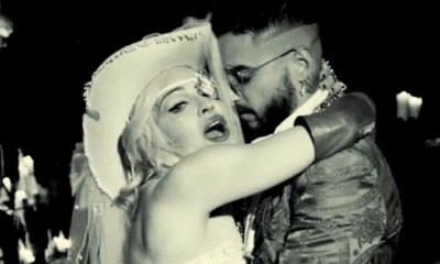 Madonna e Maluma lançam clipe de Medellín