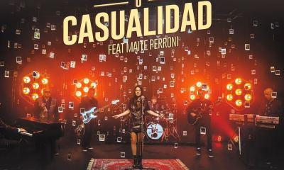 Maite Perroni e Roupa Nova gravaram juntos no ano passado