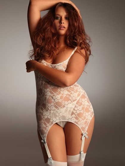 Lingerie For The Real Size Women