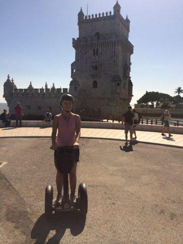 Passeio em Lisboa: Torre de Belem