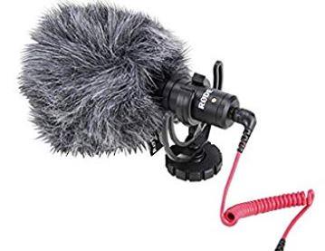 microfone rode bom