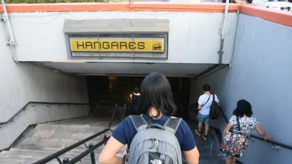 Conexão no México: Pegando metro