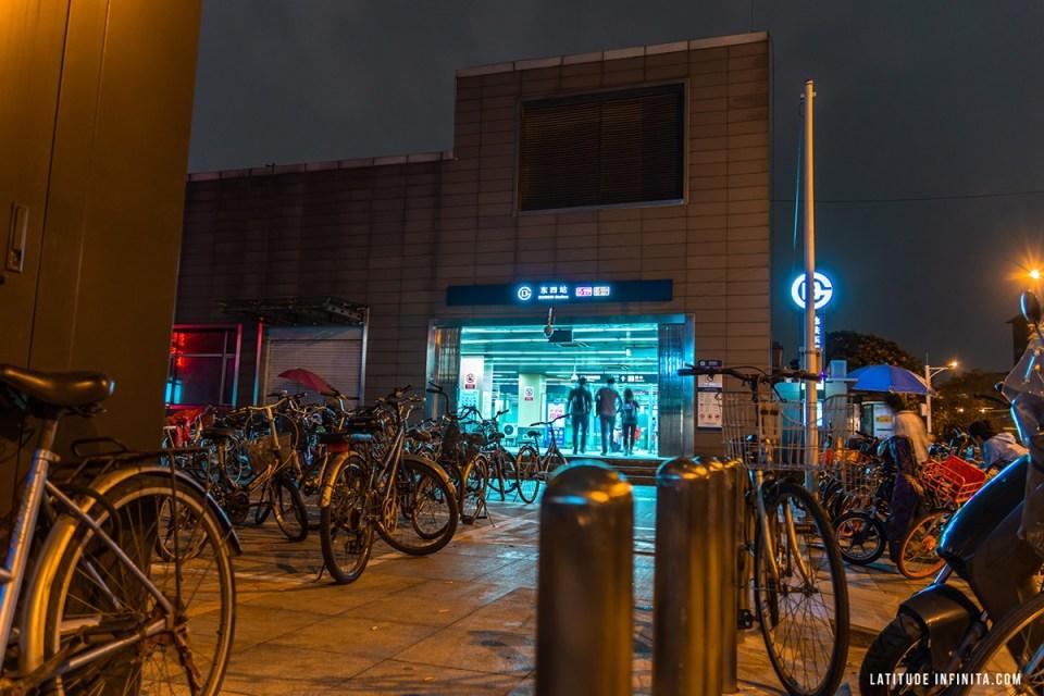 O que fazer em Beijing de noite.
