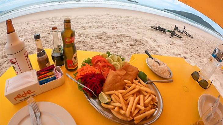 restaurante amarelinho praia dos ingleses