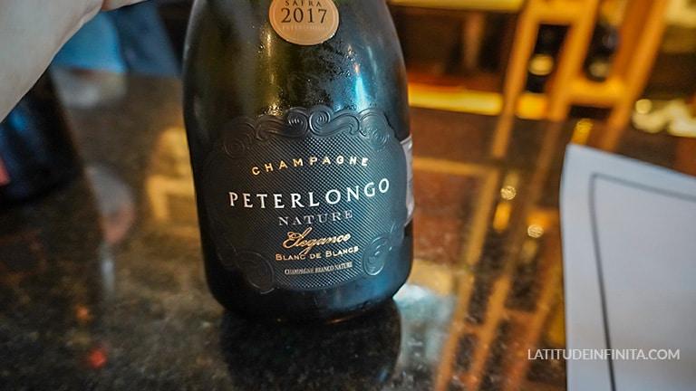 champagne peterlongo